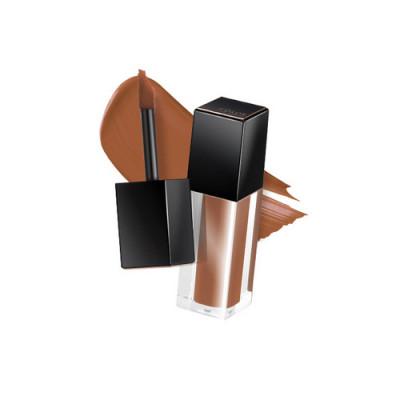Помада для губ матирующая A'PIEU Color Lip Stain Matte Fluid BR01/Toffee Nut 4,4гр: фото