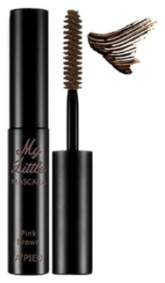 Тушь для ресниц A'PIEU My Little Mascara Pink Brown: фото