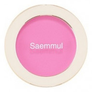 Румяна Saemmul Single Blusher PK03 Freeze Pink 5гр