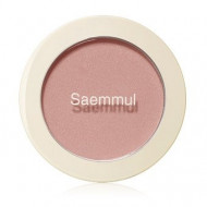 Румяна THE SAEM Saemmul Single Blusher CR01 Naked Peach 5гр