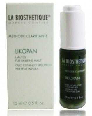 Био-экстракт локального действия против воспалений La Biosthetique Clarifante Likopan 15 мл: фото