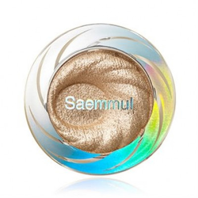 Тени для век THE SAEM Saemmul 3D Wave Shadow BE01 Meteor 3,5гр: фото
