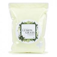 Маска альгинатная для проблемной кожи (пакет) Anskin Herb Lemongrass Modeling Mask / Refill 1кг: фото
