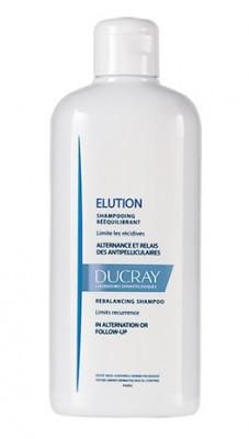 Шампунь оздоравливающий Ducray Elution Shampoo 200 мл: фото