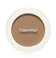 Румяна THE SAEM Saemmul Single Blusher BR03 Cloudy Brown 5гр