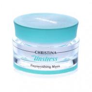 Маска восстанавливающая CHRISTINA Unstress: Replanishing mask 50 мл: фото