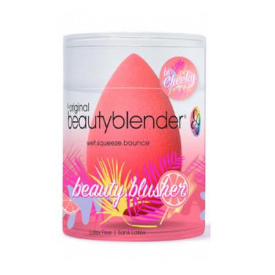 Спонж beautyblender beauty.blusher cheeky грейпфрутовый: фото