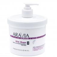 Крем для моделирующего массажа Aravia Professional Organic Slim Shape 550 мл: фото