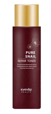 Тонер для лица улиточный Eyenlip PURE SNAIL REPAIR TONER 150мл: фото