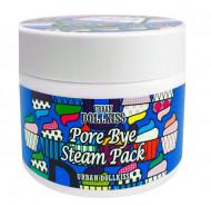 Маска очищающая с древесным углем Baviphat Urban Dollkiss Pore Bye Steam Pack 100мл: фото