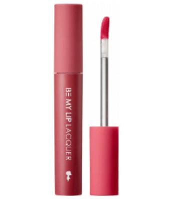 Тинт матовый для губ YADAH BE MY LIP LACQUER 04 VINTAGE ROSE 4гр: фото