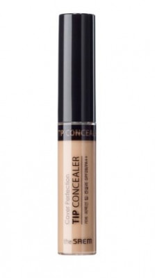 Консилер THE SAEM Cover Perfection Tip Concealer Contour Beige 6,5гр: фото