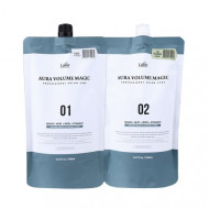Средство для выпрямления волос Lador Aura Volume Magic - Damaged 500мл+500мл: фото