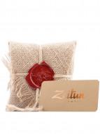 Хна Zeitun темная с басмой натуральная краска для волос, 300 гр: фото