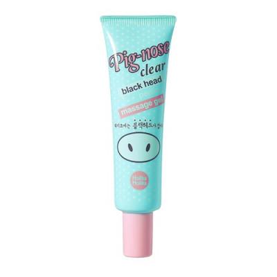 Гель-пилинг для очистки пор Holika Holika Pignose clear black head peeling massage gel 30 мл: фото