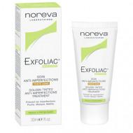 Крем тональный для проблемной кожи Noreva Exfoliac золотистый 30мл: фото