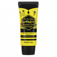 ВВ крем с экстрактом меда FarmStay All-In-One Honey Essential Cover B.B Cream SPF 30/PA++ 50г: фото