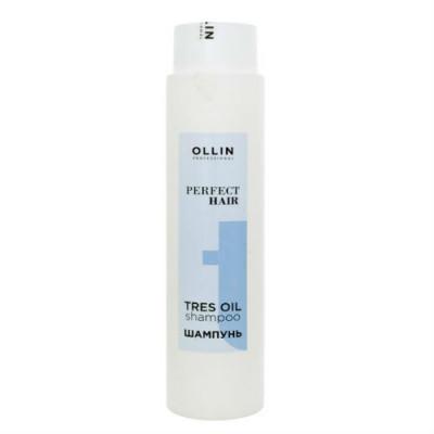 Шампунь OLLIN PERFECT HAIR TRES OIL 400мл: фото