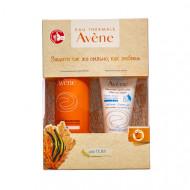Набор Avene Suncare: Солнцезащитный спрей SPF50+ 200мл + Крем-гель восстанавливающий 50мл: фото