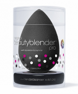 Набор косметический Beautyblender Pro+: Blendercleanser Solid Спонж черный + мыло