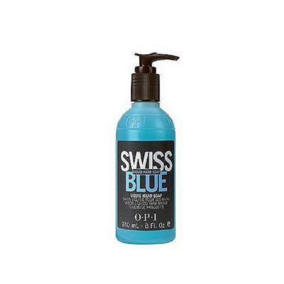 Мыло для рук OPI Swiss Blue 225 мл: фото