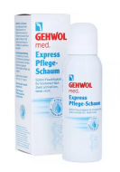 Экспресс-пенка для сухой кожи Gehwol Med 35 мл: фото