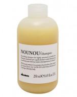 Шампунь питательный для уплотнения волос Davines NOUNOU shampoo 250 мл: фото