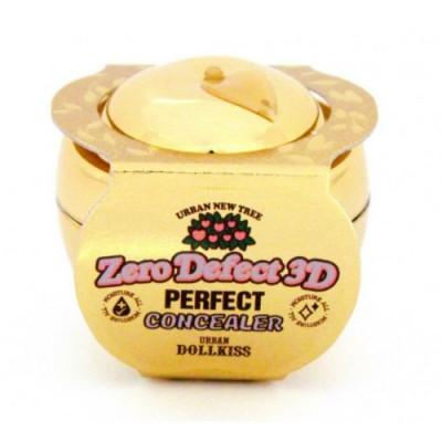 Консилер для маскировки недостатков Baviphat Tree Zero Defect 3D Perfect Concealer №02 BEIGE 7г: фото