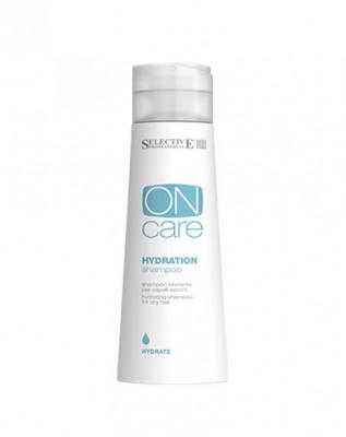 Шампунь Увлажняющий для сухих волос SELECTIVE Professional Hydration shampoo 250мл: фото