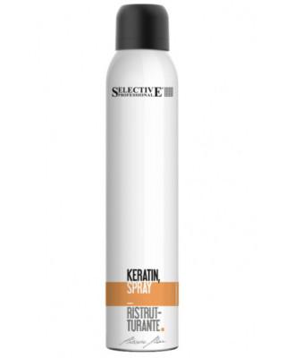 Кератин-спрей SELECTIVE Professional Keratin Spray 150мл: фото
