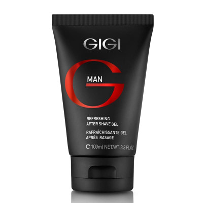 Гель после бритья GIGI MAN Refreshing After Shave Gel 100мл: фото
