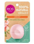Бальзам для губ Абрикос Eos Organic apricot lip balm 7г: фото