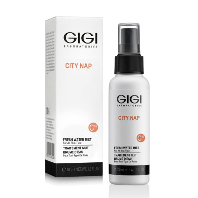Лосьон-спрей для лица Водяной туман GiGi City NAP Fresh Water Mist 100мл: фото