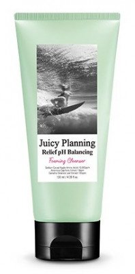 Пенка для чувствительной кожи A'PIEU Juicy Planning Relief PH Balancing Foaming Cleanser 130мл: фото
