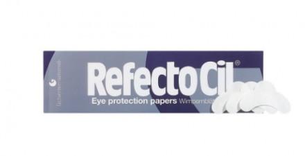 Салфетки под глаза RefectoCil, бумажные 96шт: фото